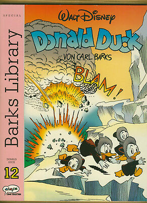Barks Library Special - Walt Disney  Donald Duck  Band 12 - 1.Auflage 1996