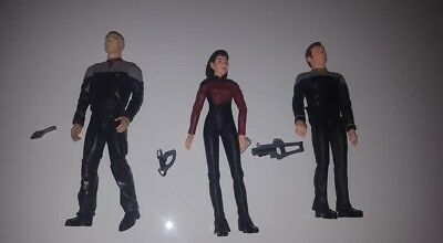Star Trek Art Asylum / Diamond Select Toys 6 inch 3figuren