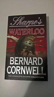 Sharpe's Waterloo by Bernard Cornwell (Paperback, 2009)