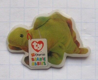 TY TEENIE BEANIE BABIES  ...... Mc Donald´s-Pin (118i)