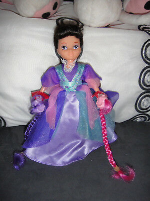 Lady Lockenlicht Lady Lovely Locks Mattel Doll : Duchess RavenWaves