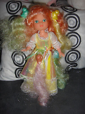 Lady Lockenlicht Lady Lovely Locks Mattel Doll : Maiden CurlyCrown