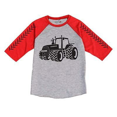 Case IH Magnum Outline Toddler Long Sleeve Tee