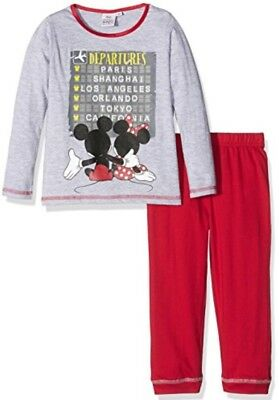 Disney Minnie Mouse Girls Pjs New With Tags Age 4 Years