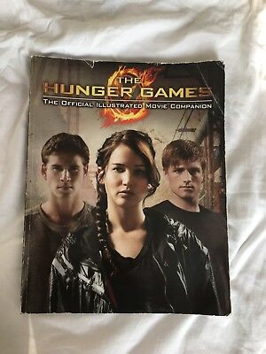 The Hunger Games Official Illustrated Movie Companion by Scholastic (Paperback,