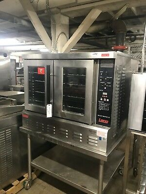 Convection Oven Gas Cook And Hold With Stand Refurbished