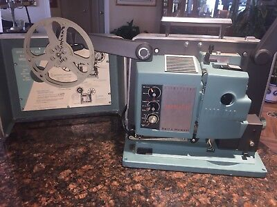 bell and howell filmosound 552