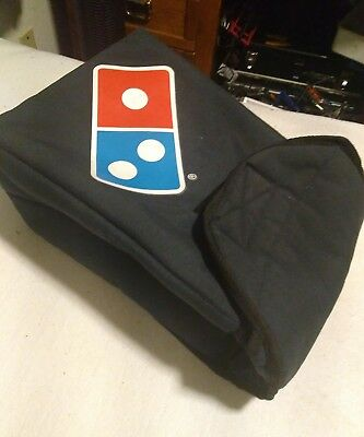 Dominos Insulated Thermal Pizza Delivery Carry Bag Small
