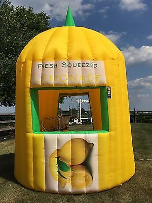 Inflatable Lemonade Stand