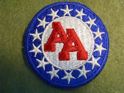 WW2 14th Antiaircraft Artillery Command Patch, full embroider