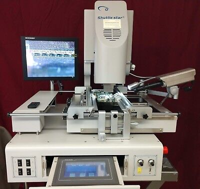 SMD & BGA Rework Station - Model SV560 with Side View Camera