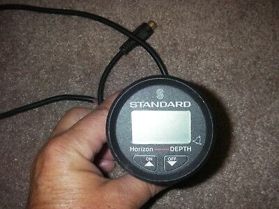 Marine Boat Depth Finder Gauge