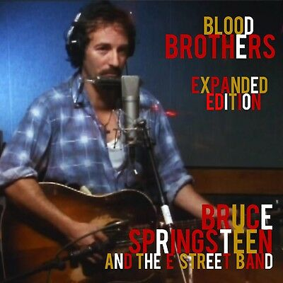 Bruce Springsteen - Blood Brothers [Expanded 2-CD]  Missing Live B-Sides galore!