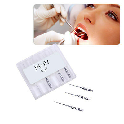 Lowest Price ! Dental Endo Retreatment Root Canal Engine NiTi Rotary Files D1-D3