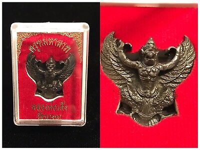 "Thai Amulet ""garuda Lp Seng""  Powerful Blessing"