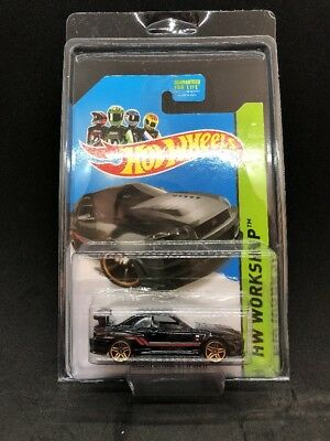 Hot Wheels 2014 Nissan Skyline GT-R R34 Black Import JDM Rare HTF New Sealed