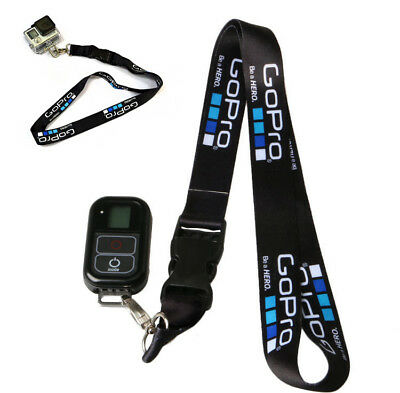 For Gopro 60cm Case Neck Strap Lanyard Hero 6 5 4 3+ SJCAM Xiaoyi Camera Housing