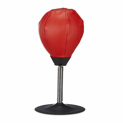 Punchingball Tisch, Anti Frust Punching Ball, Tischpunchingball, Boxbirne Büro