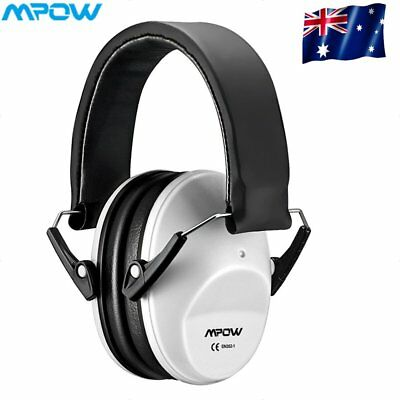MPOW Kids Children Ear Protection Safety Ear Muffs NRR 25dB Noise Reduction AU