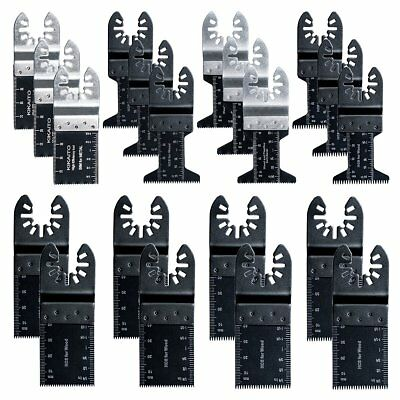 20PCS Oscillating Multi Tool Saw Blade For Fein Multimaster Makita Bosch
