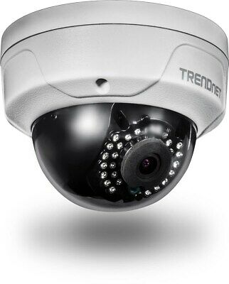 Trendnet Tv-Ip315pi (4mp) Cámara de Red Full HD Poe Curvado Día/Noche