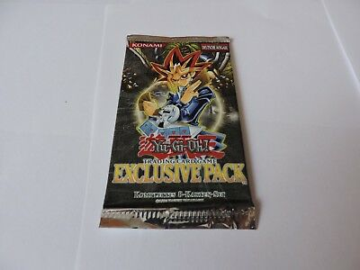 Org Booster Yu- gi-Oh Trading Card Game Exclusive Pack  1996