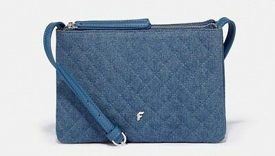 Buy It Now - BNWT Fiorelli Denim Bag - RRP £49