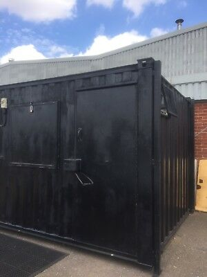 Shipping Container / Catering Unit