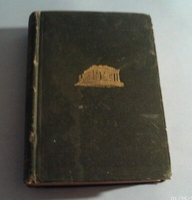 1913 A HISTORY OF THE ANCIENT WORLD by George Willis Botsford Ph.D. (Hardcover)