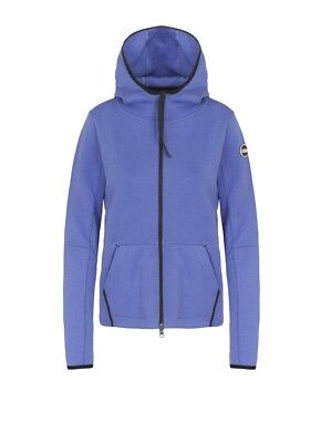 Felpa Donna Full Zip Con Cappuccio Colmar Originals