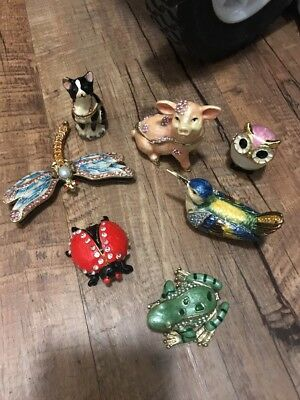 limoges box Lot Of 7