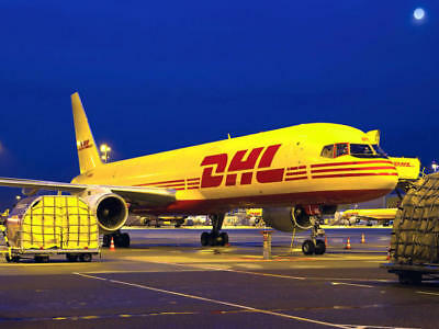DHL Express or Add Registered Service with Tracking No or Other shipping cost