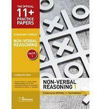 11+ Practice Papers, Non-verbal Reasoning Pack 1, Standard: Test 1, Test 2, Test