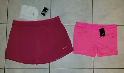 Nike Golf Rock Xl Pink Neu hotpants Berry Neon stay cool tasche
