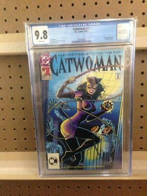 CATWOMAN 1 CGC 9.8 First Issue Ongoing Series August 1993
