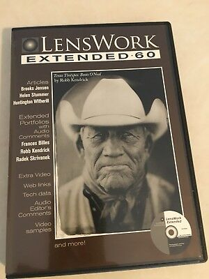 Lenswork Extended 58,59,60 Lot Of Three