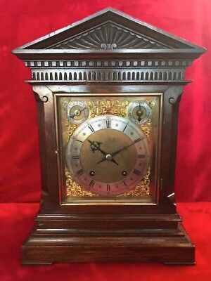 W/O W & H SCH Bracket Clock