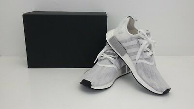 best authentic 010d8 b4d7f Adidas Originals NMDR1 Nomad WhiteGrey TwoWhite B79759 - BRAND NEW IN BOX