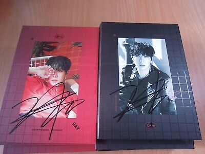 Kim Dong Han (JBJ) - D-DAY (1st Mini Promo) with Autographed (Signed) max 9.99