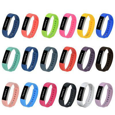 Silicone Replacement Smart Watch Strap Soft Wristband Band For Fitbit Alta HR