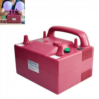 680WTiming Quantitative Portable Electric Air Blower Party Balloon Pump Inflator