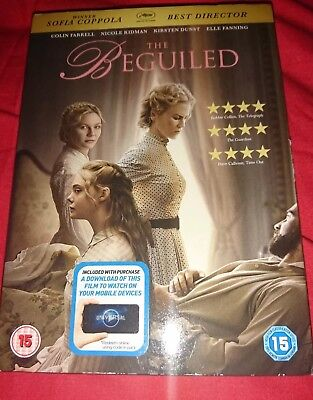 The Beguiled (with Digital Download) dvd