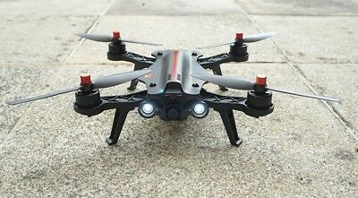 MJX Bugs 8 Brushless Racing Drone with C5830 Sports Camera, 4.3 LCD Screen.