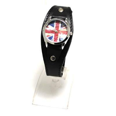 Watch Strap Ghost Genuine Thick Leather Vintage Classic Buckle Wrist Retro New