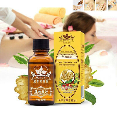 2018 New Arrival Plant Therapy Lymphatic Drainage Ginger Oil [ 100% Natural ]