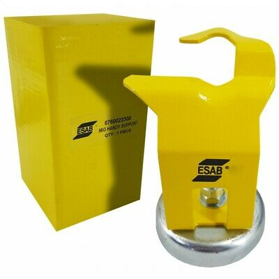 ESAB MIG Handy Support Magnetic MIG Gun Torch Stand Holder Torch 0760022300