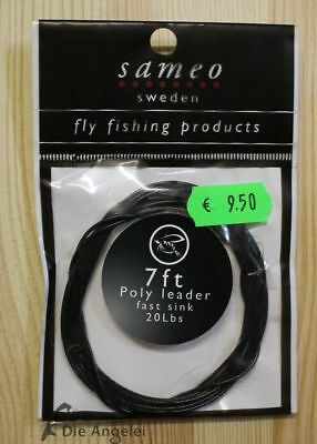 Sameo Poly Leader, 7 ft., fast sink / Sinkrate 7 cm/s