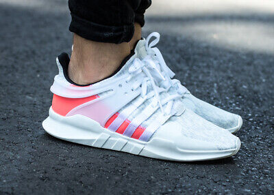 new product aa69e bca88 ADIDAS EQT SUPPORT ADV chaussures hommes femmes unisexe blanc sport BB2791