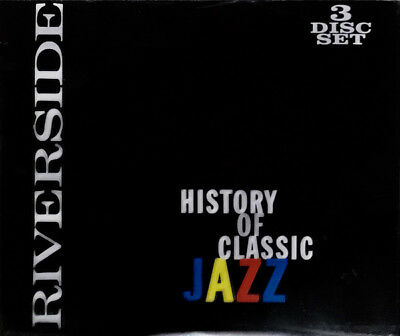 Various – History Of Classic Jazz - 3xCD - Very Good Condition