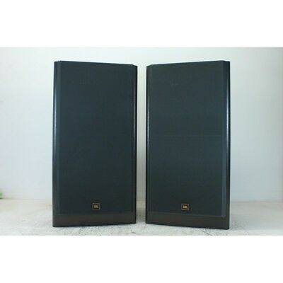 Fully Working - JBL LX55 Vintage Stereo Speakers With New Original Sub Woofers